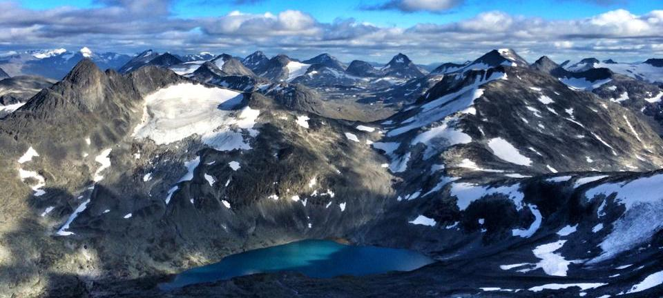 Jotunheimen – Mountain climbing in Norway